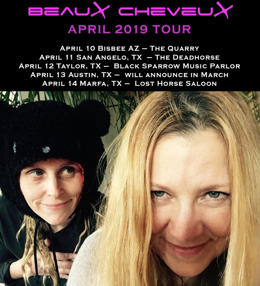 2019 APRIL TOUR